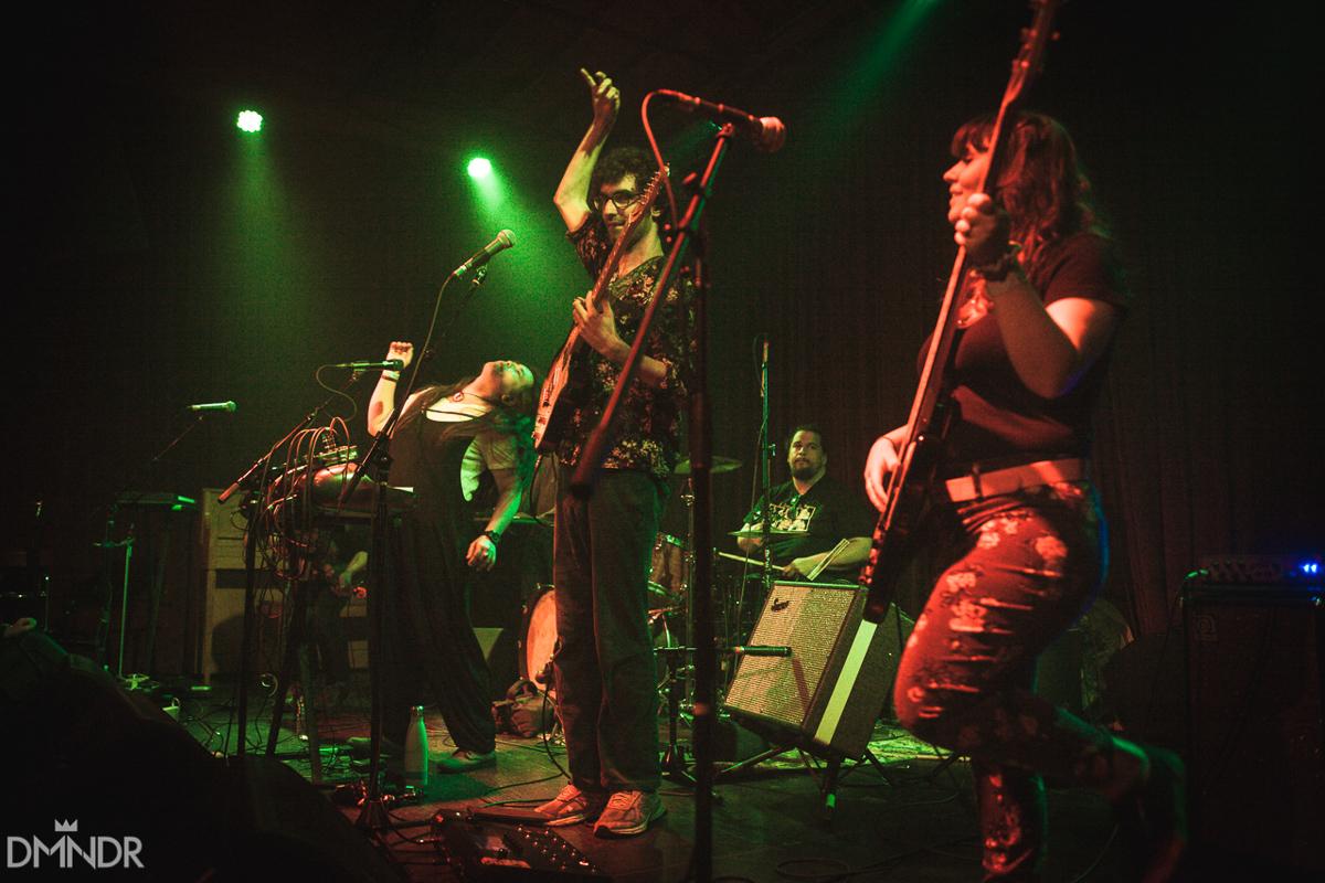 LIVE REVIEW: Bent Knee, Art-Rock's Best Kept Secret – DMNDR