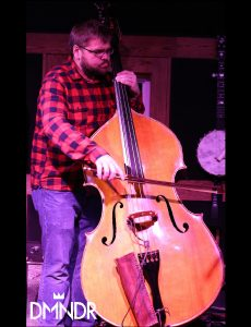 Colin Corner Upright Bass