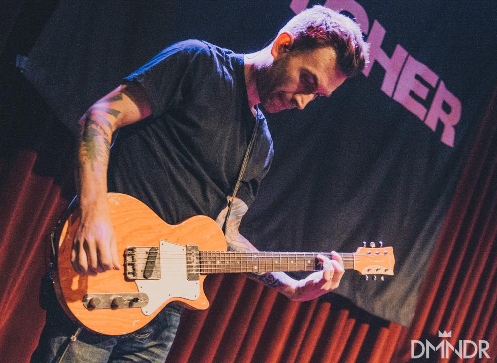 Flectcher guitarist