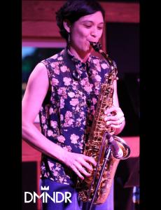 Jessica Paul Alto Sax