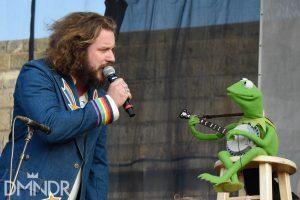 Jim James & Kermit the Frog