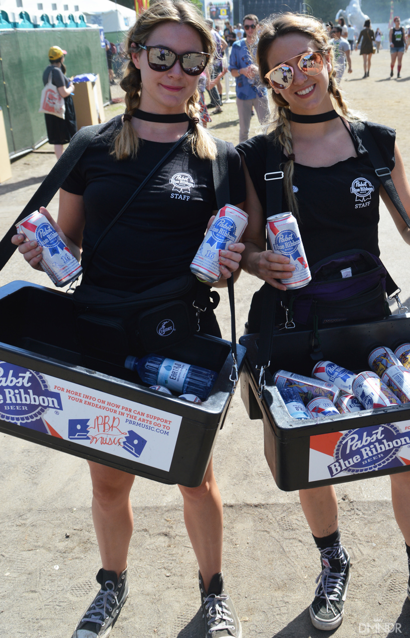 More Pabst Girls