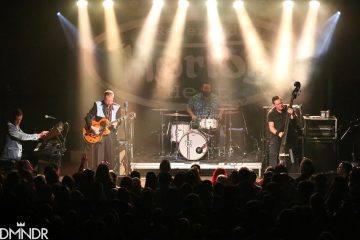 Reverand Horton Heat Band