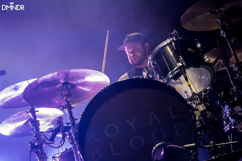 Royal Blood 10.21.17 - Bryan Lasky 3