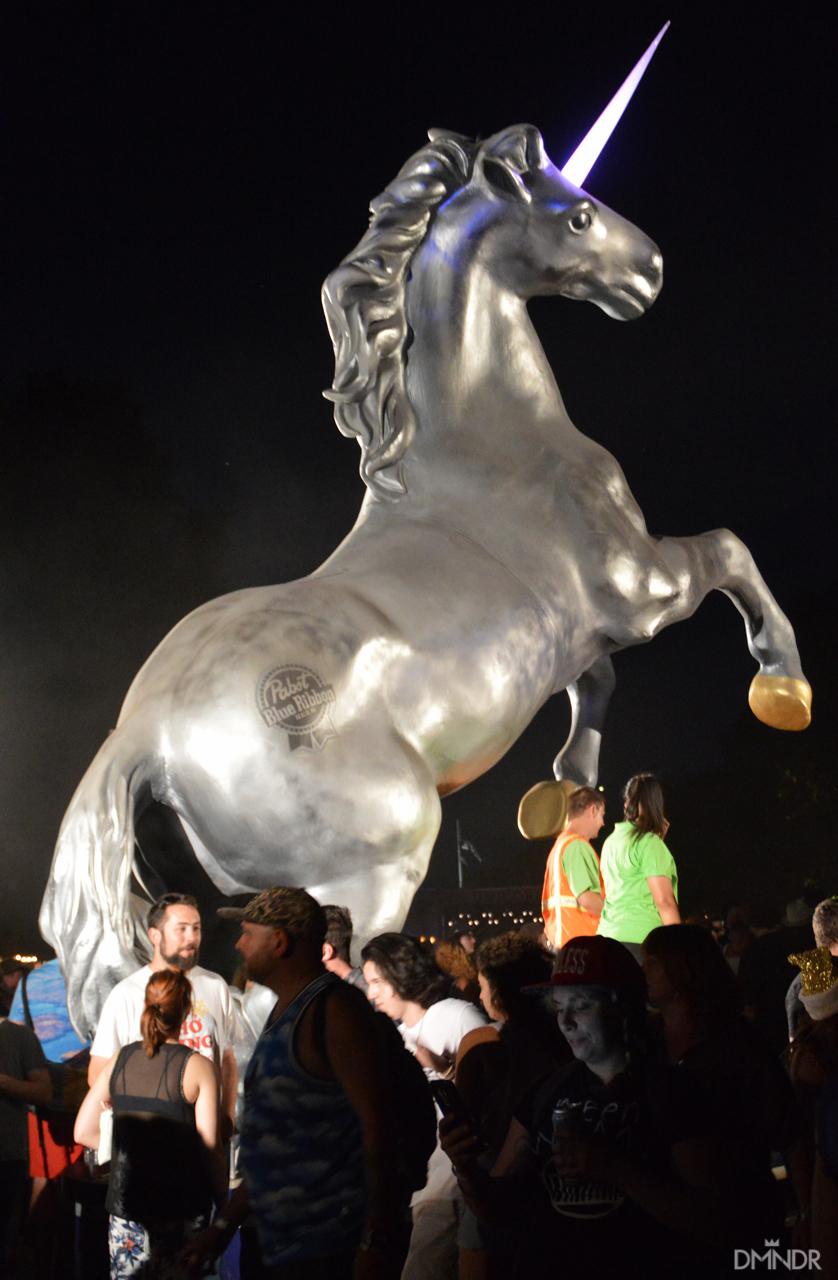 Unicorn Night shot