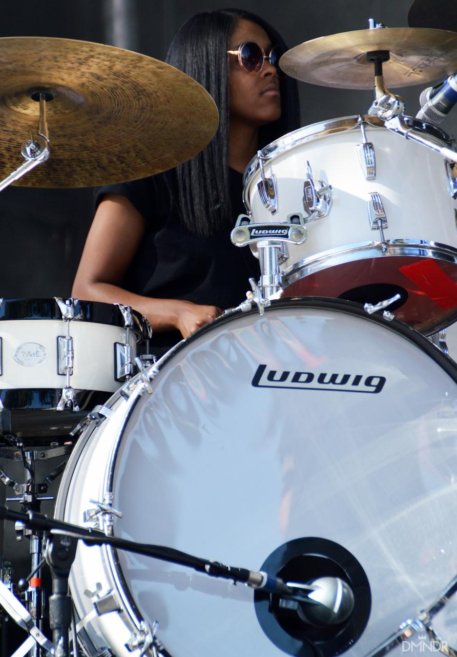 Unknown Mortal Orchestra drummer