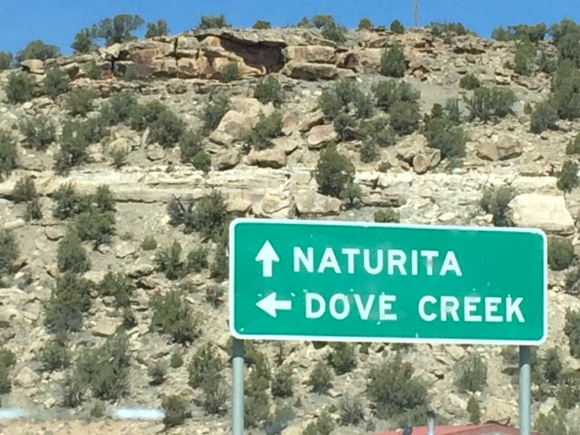 naturita dove creek